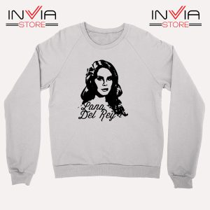 Best Sweatshirt Lana Del Rey Sweater Size S-3XL White