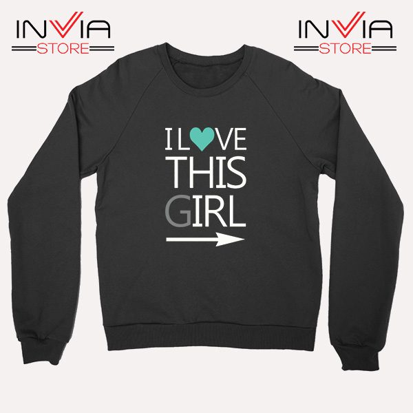 Best Sweatshirt This Guy This Girl Sweater Size S-3XL Black