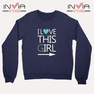 Best Sweatshirt This Guy This Girl Sweater Size S-3XL Navy