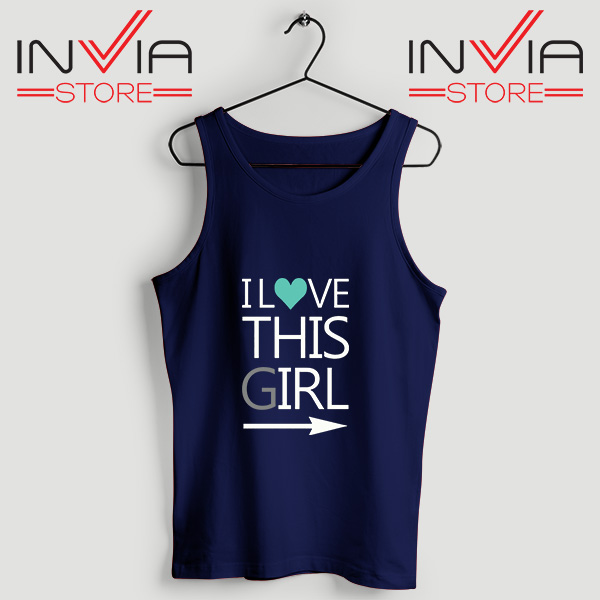 Best Tank Top This Guy This Girl Custom Tank Tops Size S-3XL Navy