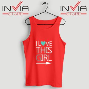 Best Tank Top This Guy This Girl Custom Tank Tops Size S-3XL Red