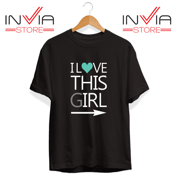 Best Tshirt This Guy This Girl Tee Shirt Size S-3XL Black