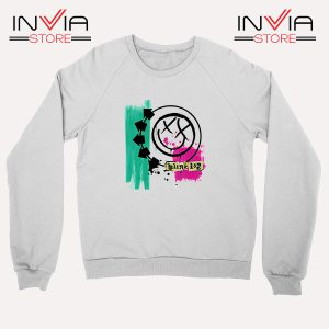 Buy Blink 182 Logo Concert Shirt Sweatshirt Size S-3XL