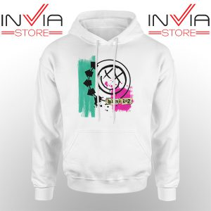 Buy Hoodie Blink 182 Logo Concert Shirt Custom Hoodies Adult Unisex