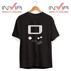 Buy Tshirt Nintendo Game Boy Color Tee Shirt Size S-3XL Black