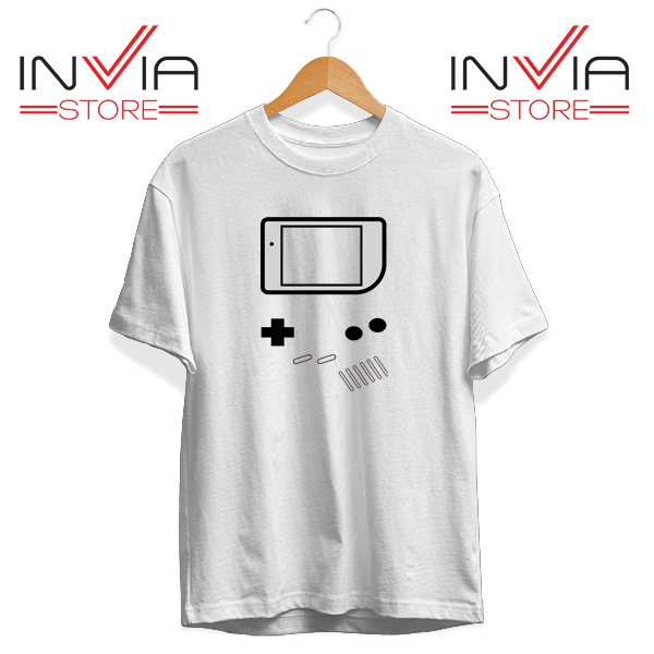 Buy Tshirt Nintendo Game Boy Color Tee Shirt Size S-3XL White