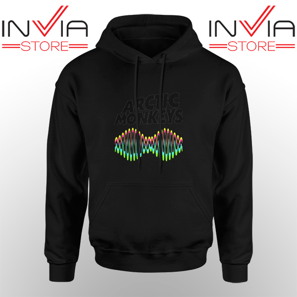 Best Hoodie Arctic Monkeys Zero Seven Hoodies Adult Unisex Black