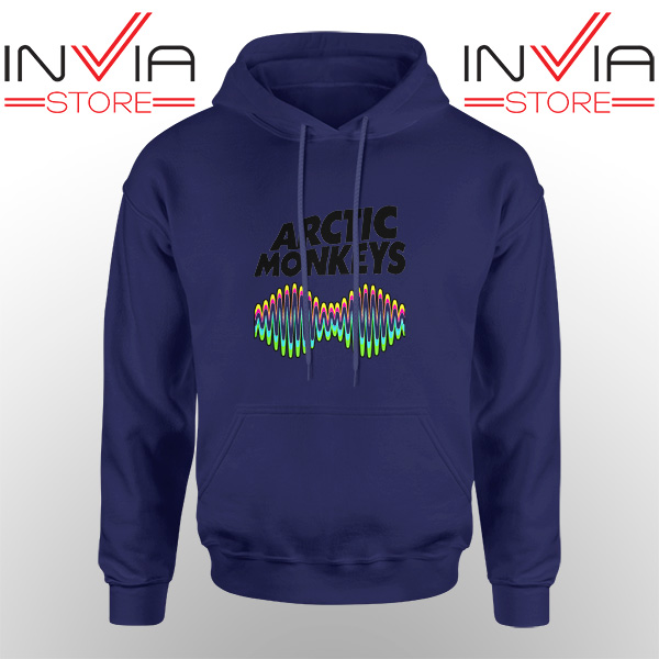 Best Hoodie Arctic Monkeys Zero Seven Hoodies Adult Unisex Navy