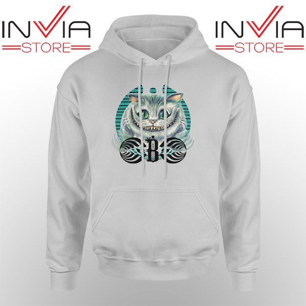 Best Hoodie Bassnectar Chashire Cat Hoodies Adult Unisex Grey