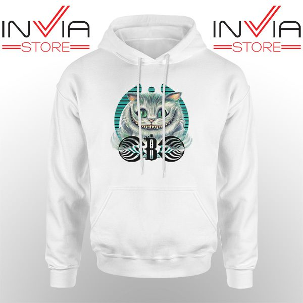 Best Hoodie Bassnectar Chashire Cat Hoodies Adult Unisex White