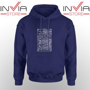 Best Hoodie Game Of Thrones Map Hoodies Adult Unisex Navy