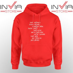 Best Hoodie Magcon is Perfection Hoodies Adult Unisex Red