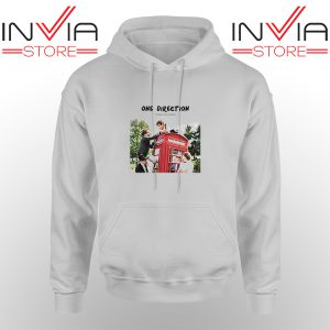 Best Hoodie One Direction Telephone Booth Adult Unisex