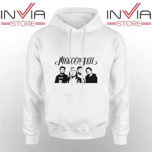 Best Hoodie Pierce The Veil Tour Hoodies Adult Unisex White