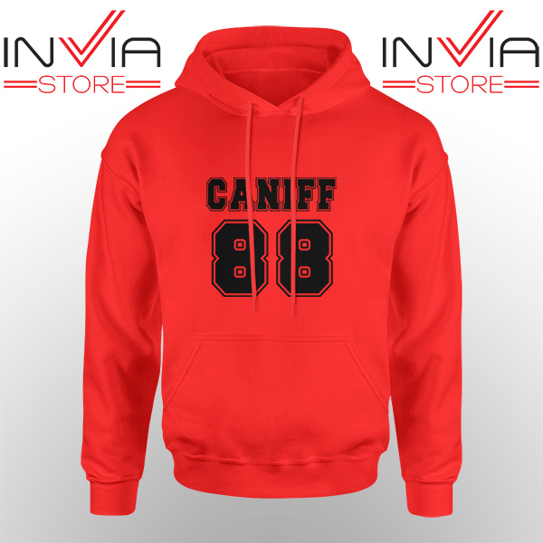Best Hoodie Taylor Caniff Year Of Birth 88 Adult Unisex Red