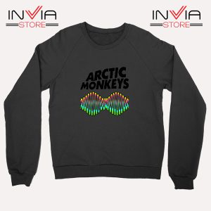Buy Sweatshirt Arctic Monkeys Zero Seven Sweater Size S-3XL Black
