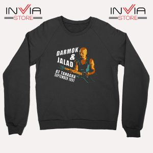 Buy Sweatshirt Darmok And Jalad At Tanagra Sweater Size S-3XL Black