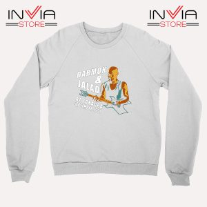 Buy Sweatshirt Darmok And Jalad At Tanagra Sweater Size S-3XL White