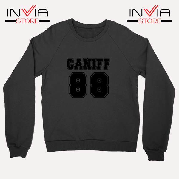 Buy Sweatshirt Taylor Caniff Year Of Birth 88 Sweater Size S-3XL Black