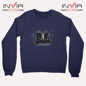 Buy Sweatshirt The Killers Band Wonderful Sweater Size S-3XL Navy