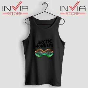 Buy Tank Top Arctic Monkeys Zero Seven Custom Size S-3XL Black