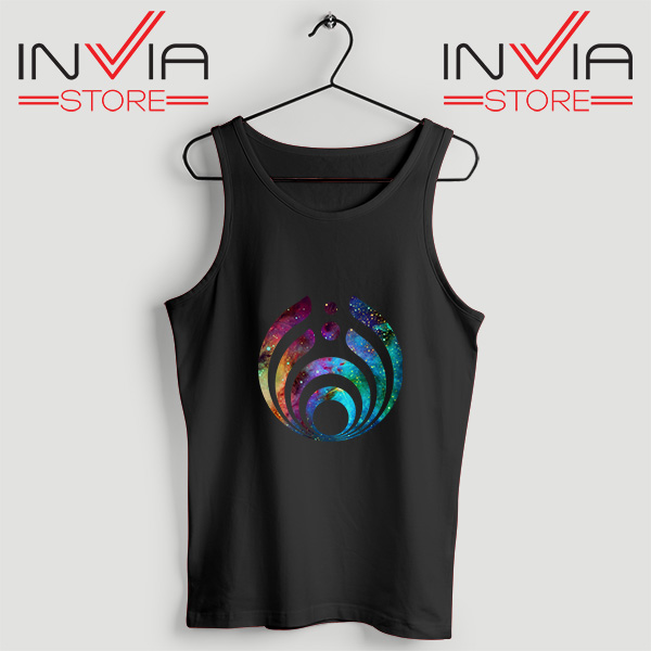 Buy Tank Top Bassnectar Nebula Logo Custom Size S-3XL Black