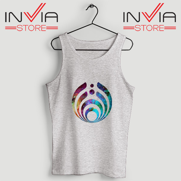 Buy Tank Top Bassnectar Nebula Logo Custom Size S-3XL Grey