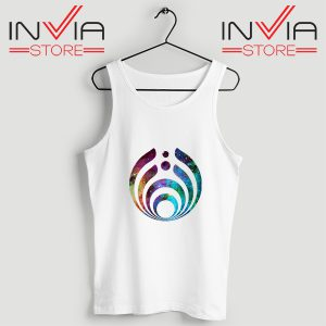 Buy Tank Top Bassnectar Nebula Logo Custom Size S-3XL White