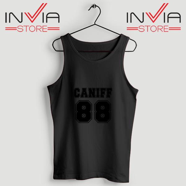 Buy Tank Top Taylor Caniff Year Of Birth 88 Custom Size S-3XL Black