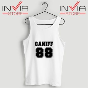Buy Tank Top Taylor Caniff Year Of Birth 88 Custom Size S-3XL White