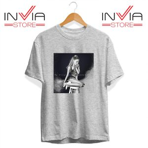Buy Tshirt Ariana Grande Costume Tee Shirt Size S-3XL Grey