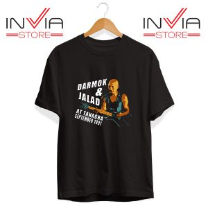 Buy Tshirt Darmok And Jalad At Tanagra Tee Shirt Size S-3XL Black