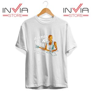 Buy Tshirt Darmok And Jalad At Tanagra Tee Shirt Size S-3XL White