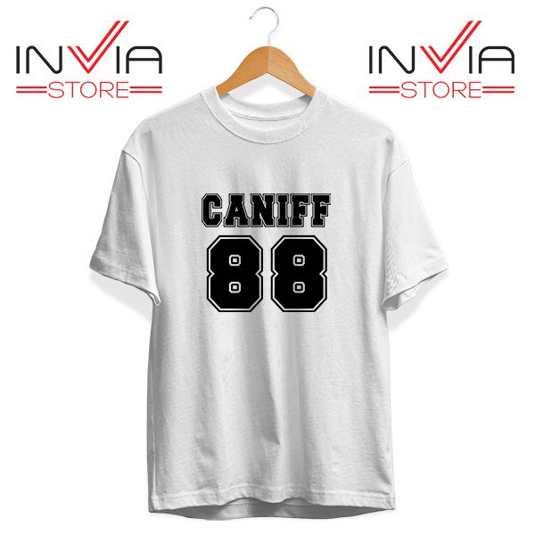 Buy Tshirt Taylor Caniff Year Of Birth 88 Tee Shirt Size S-3XL White