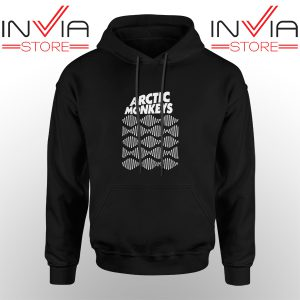 Best Hoodie Arctic Monkeys Wave Noise Popular Adult Unisex Black