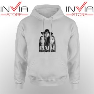 Best Hoodie Haim The Band Merch Hoodies Adult Unisex Grey