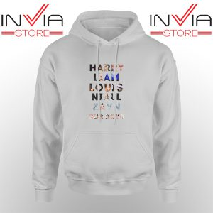 Best Hoodie Harry Liam Louis Niall Zayn Hoodies Adult Unisex Grey