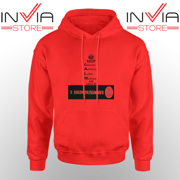 Best Hoodie Nickname Personil 5 Sos Hoodies Adult Unisex Red