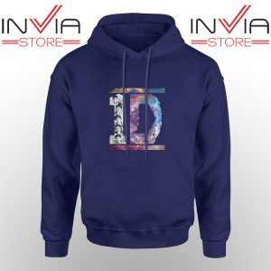 Best Hoodie One Direction What Makes You Beautiful Adult Unisex Navy