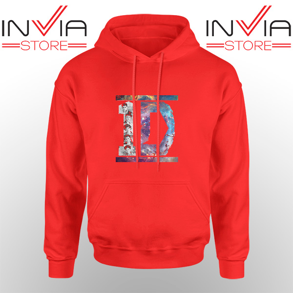 Best Hoodie One Direction What Makes You Beautiful Adult Unisex Red