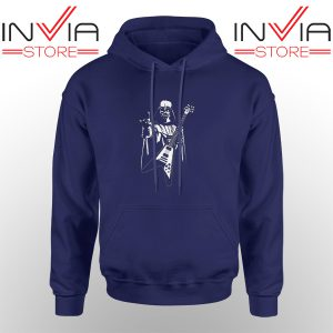 Best Hoodie Star Wars Darth Veder Guitar Hoodies Adult Unisex Navy