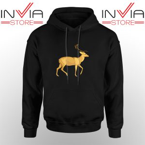 Best Hoodie The Mountain Deer Hoodies Adult Unisex Black
