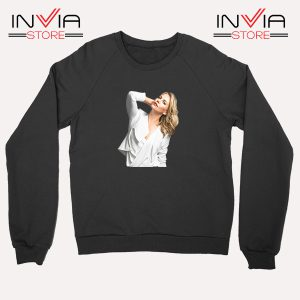 Buy Sweatshirt Charlize Theron Imdb Sweater Size S-XL Black