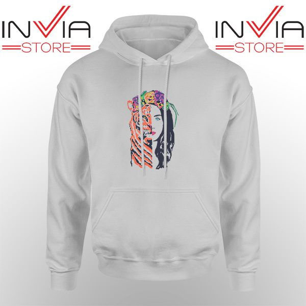 Buy Hoodie Lana Del Rey Teases New Poetry Sweater Size S-XL Grey