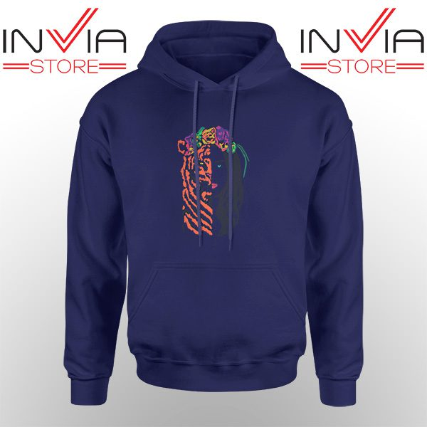 Buy Hoodie Lana Del Rey Teases New Poetry Sweater Size S-XL Navy