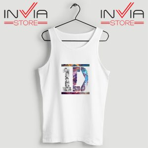 Buy Tank Top One Direction What Makes You Beautiful Size S-XL White