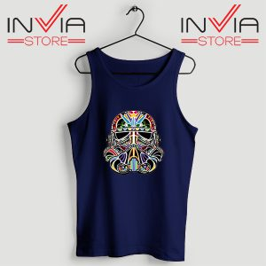Buy Tank Top Star Wars Day Of The Clone Custom Size S-XL Navy