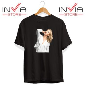Buy Tshirt Charlize Theron Imdb Tee Shirt Size S-3XL Black