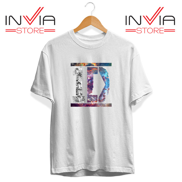 Buy Tshirt One Direction What Makes You Beautiful Size S-3XL White