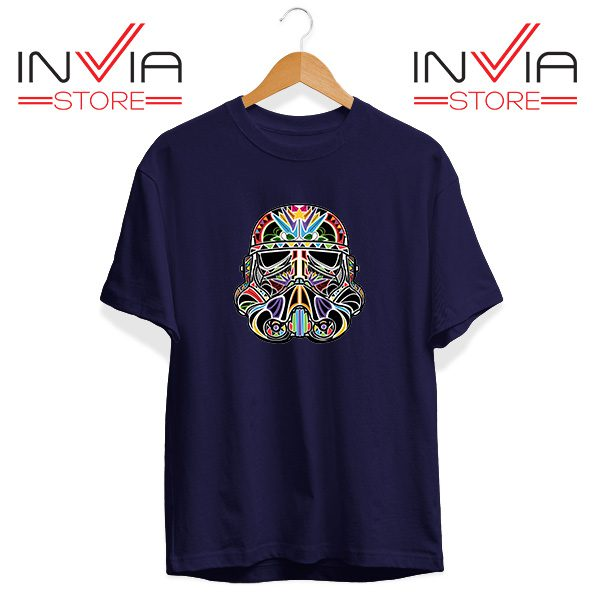 Buy Tshirt Star Wars Day Of The Clone Tee Shirt Size S-3XL Navy